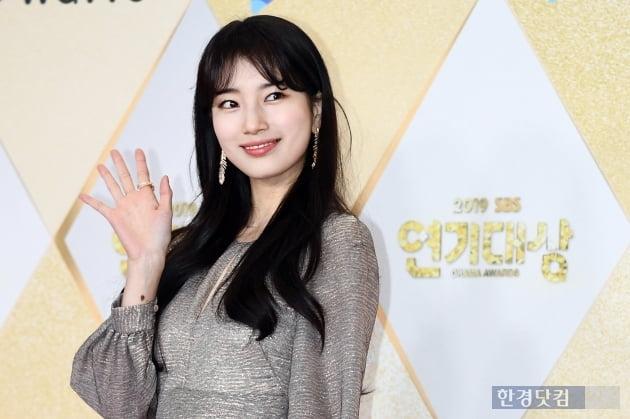 [포토] 배수지, '예쁜 미소~' (2019 SBS 연기대상)