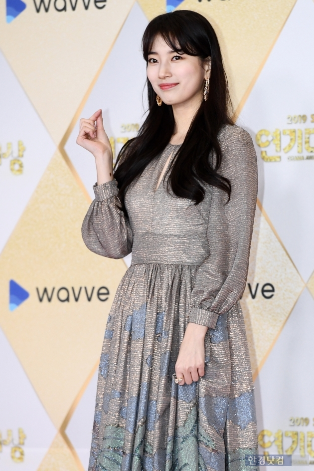 [포토] 배수지, '깜찍하게 하트~' (2019 SBS 연기대상)