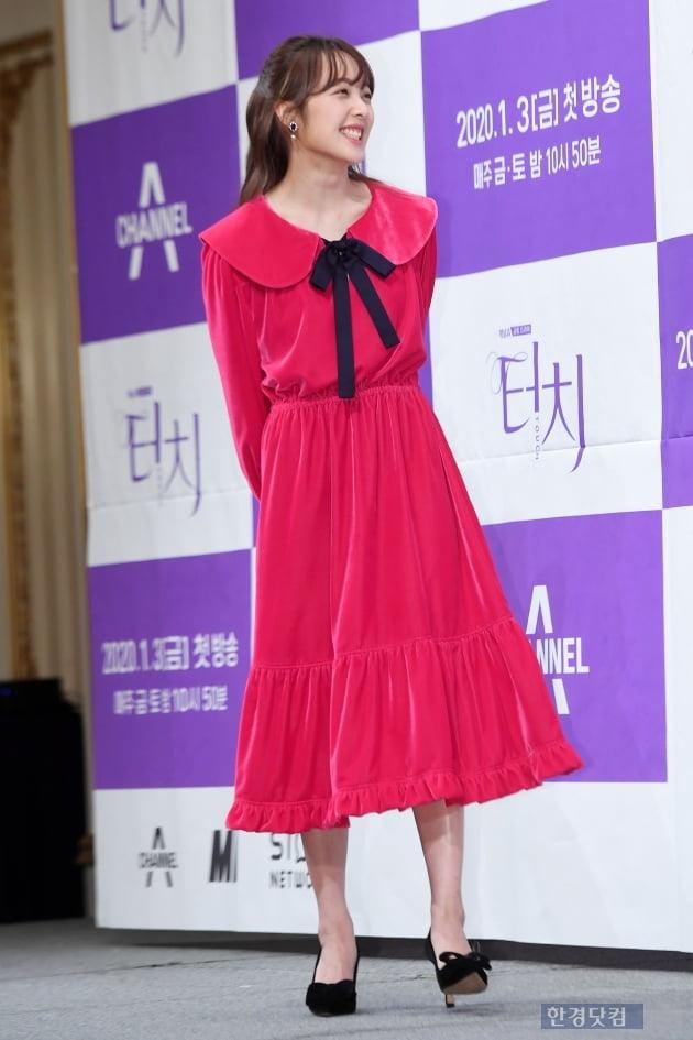 [포토] 김보라, '해맑은 미소 지으며'
