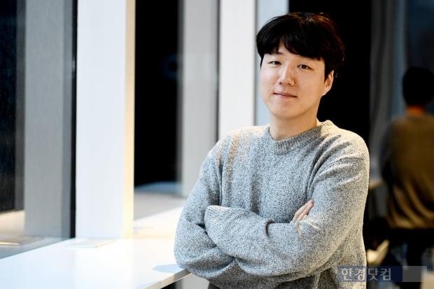 '라끼남' 양정우 PD/사진=변성현 기자