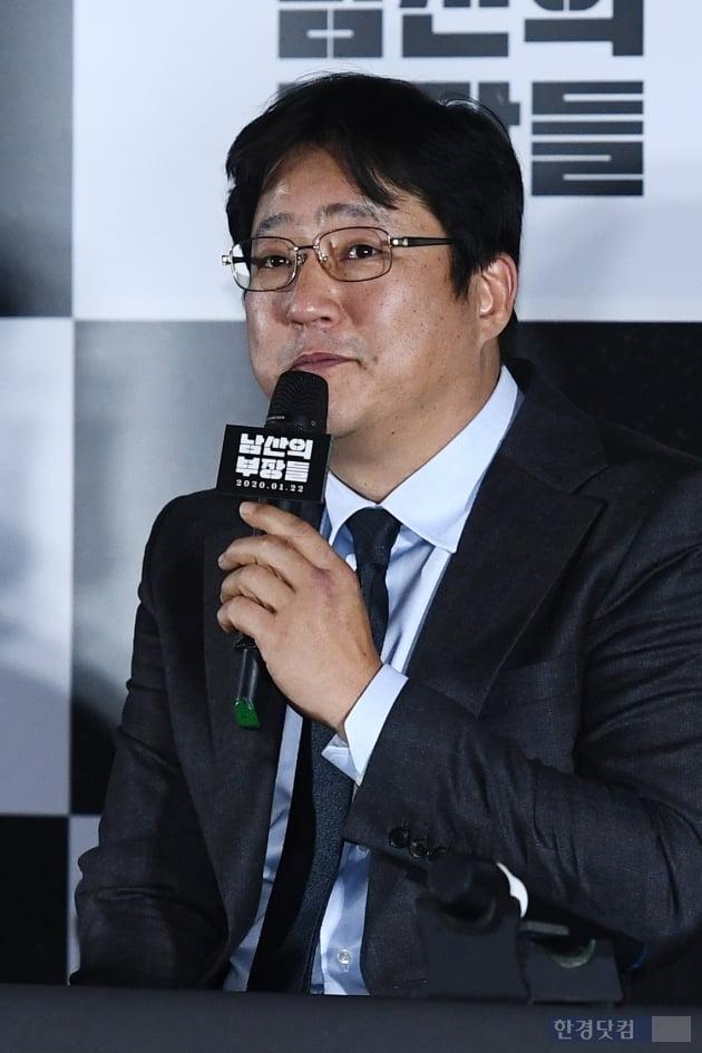 [포토] 곽도원, '남산의 부장들' 기대해 주세요~