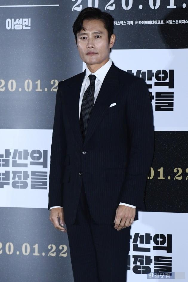 '남산의 부장들' 이병헌 /사진=변성현 기자