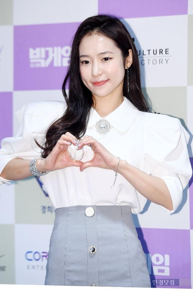 [포토] 홍자, '아이돌 비주얼'