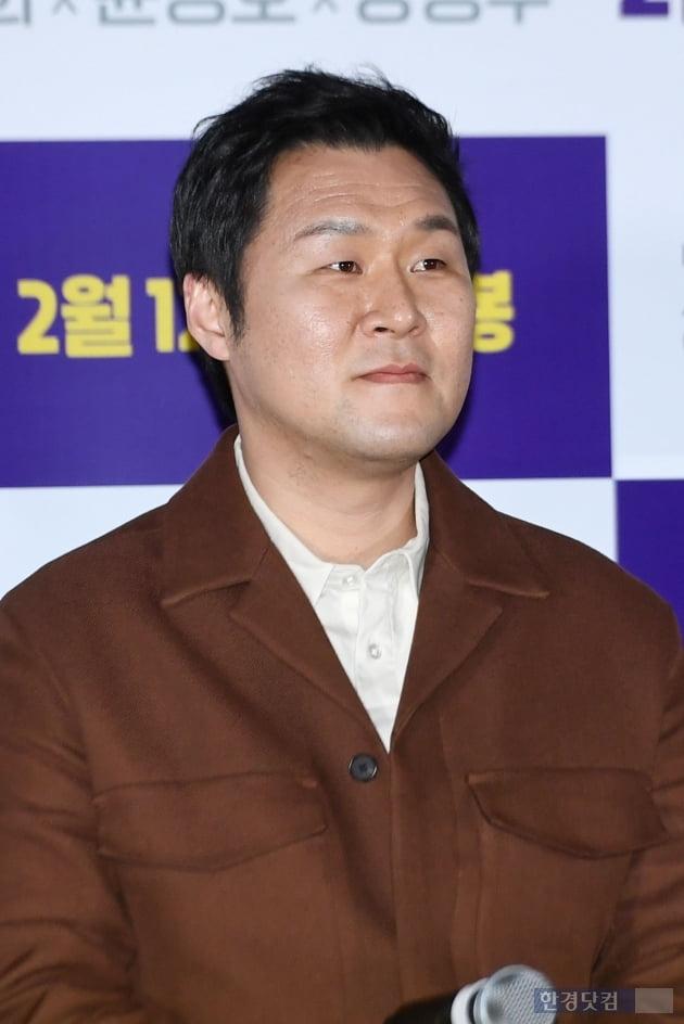 [포토] 윤경호, '믿고 보는 배우'