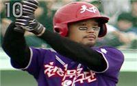 그룹 45RPM의 이현배, KBS <천하무적 토요일>의 '천하무적 야구단' 촬영 중 팔 부상으로 수술 받아