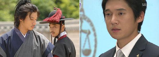 <제중원> vs <추노>│2010년 사극, 궁 밖으로 나가다