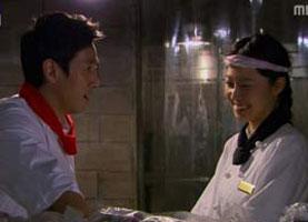<파스타> vs <파스타>│주방에서 하려는 게 요리야, 사랑이야?