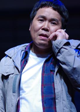 """김C """"연극을 통해 값비싼 수업을 공짜로 받고 있는 셈"""""""