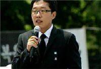 김제동, 지난 19일 MBC 파업을 지지하는 뜻으로 MBC 노조에 과일 상자 전달.
