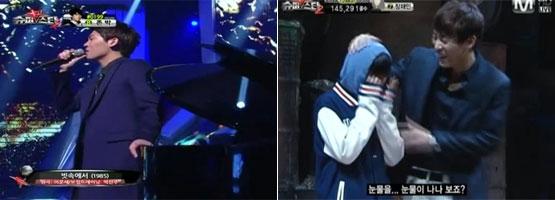 [강명석의 100퍼센트] 존 박 VS 장재인, TOP 1은 누가 될까