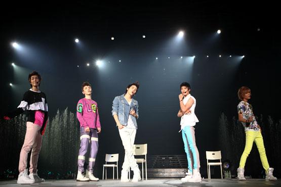 """""""샤이니 첫 단독 콘서트, 제 점수는요"""""""