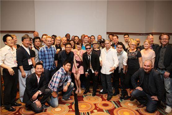 SM엔터테인먼트, 유럽 작곡가들과 퍼블리셔 대상으로 컨퍼런스 개최