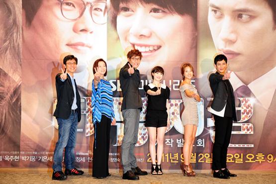 [프리뷰] SBS <더 뮤지컬>, <노다메 칸타빌레>와 <글리> 사이