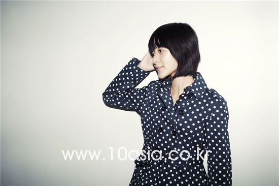 BIFF 2011│소녀가 아닌 배우, 서교