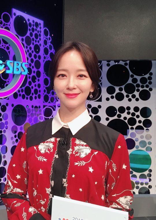 박선영 아나운서. / 제공=SBS