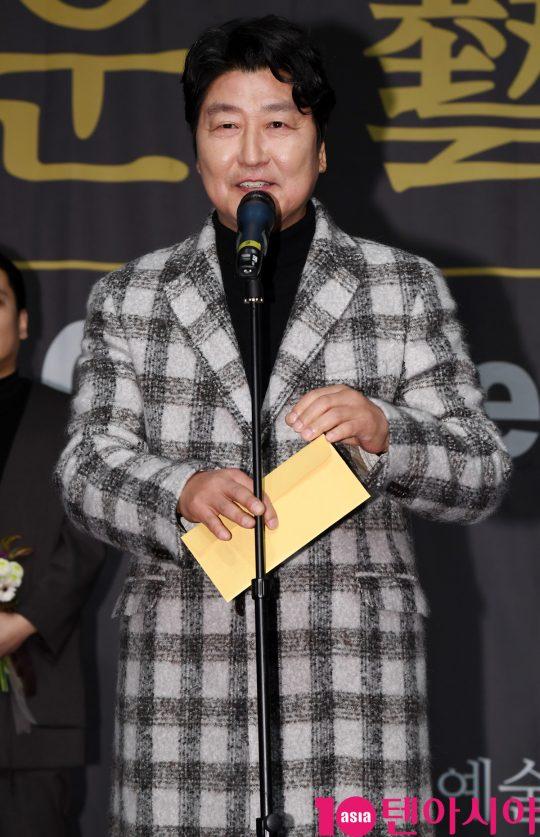 배우 송강호. /사진=텐아시아DB