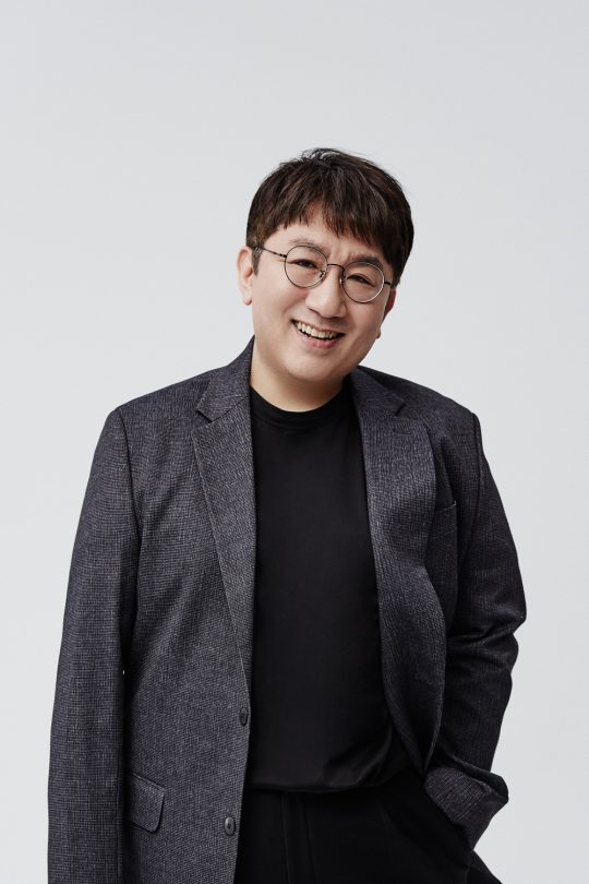 방시혁 대표. / 제공=빅히트엔터테인먼트