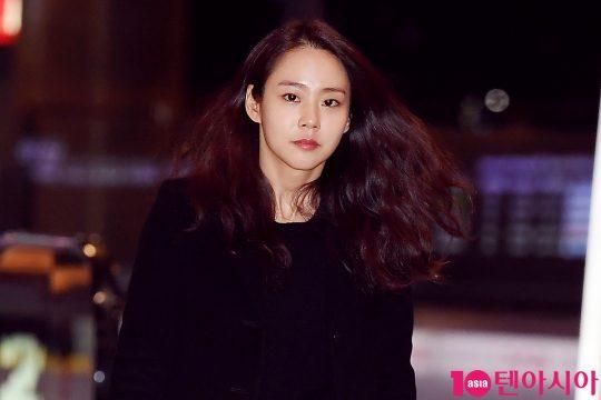 배우 한승연/ 사진= 텐아시아DB