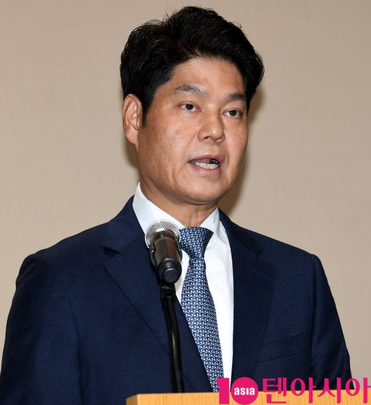허민희 CJ ENM 대표이사./ 텐아시아 DB