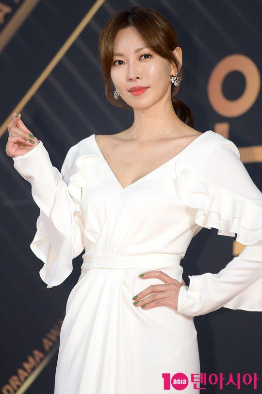 배우 김소연./ 사진=텐아시아DB