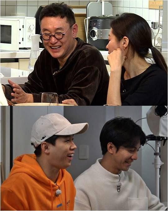 SBS 예능 '집사부일체'./ 사진제공=SBS
