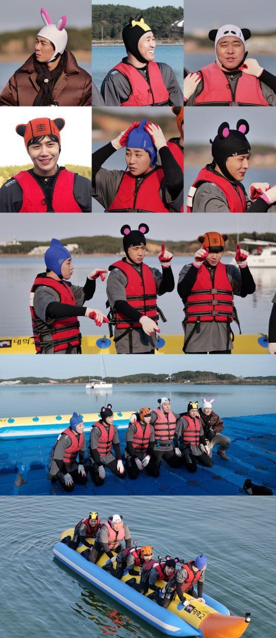 KBS 2TV '1박 2일 시즌4' 스틸컷. /사진제공=KBS