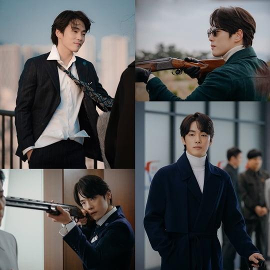 김정현(사진= tvN)