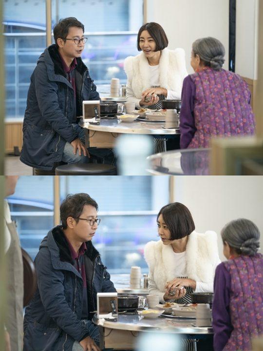'김수미의 밥은 먹고 다니냐' 스틸컷./사진제공=SBS플러스