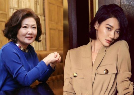 배우 김해숙(왼쪽), 신민아. /사진제공=준앤아이 엔터테인먼트, 에이엠 엔터테인먼트