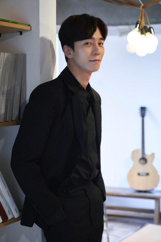 배우 신성록. /사진제공=tvN