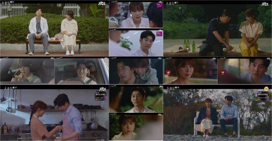 JTBC '초콜릿' 방송화면. /