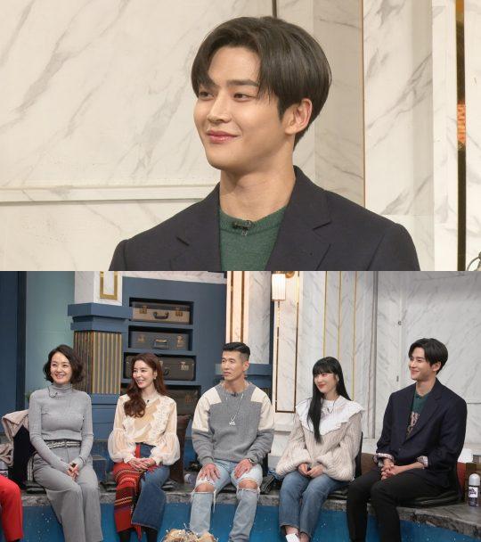 '해피투게더4' SF9 로운(첫 번째 사진). /사진제공=KBS2
