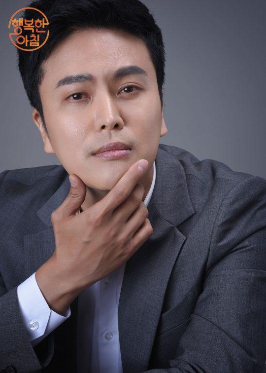 '행복한 아침' 정철규. /사진제공=채널A