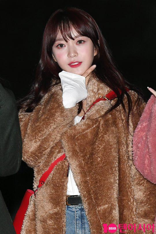 그룹 네이처 소희