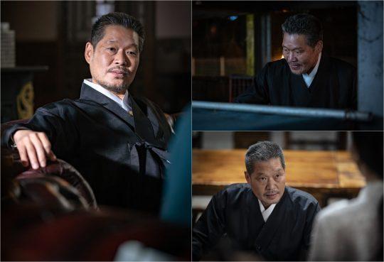 배우 유재명. / 제공=JTBC '이태원 클라쓰'