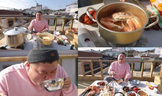 '라끼남' 강호동. /사진제공=tvN