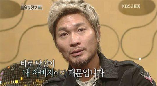 임재범./ KBS '승승장구' 방송화면