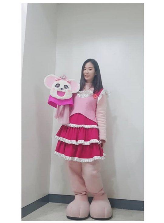 배우 안미나./ 사진=인스타그램