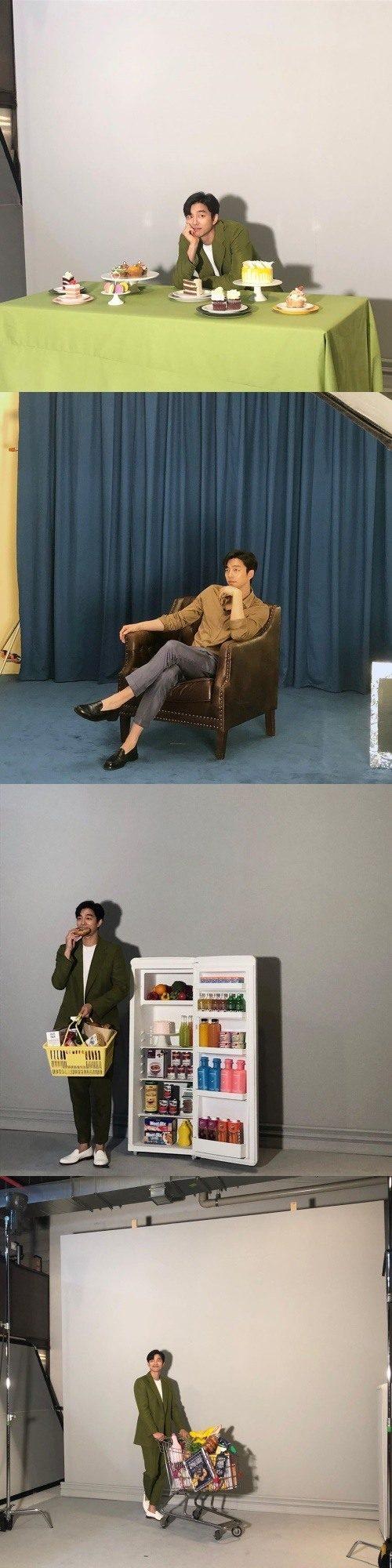 사진=매니지먼트 숲 공식 인스타그램.