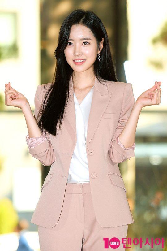 쌍둥이 자매 강은기와 강은보로 1인 2역을 연기하는 배우 진세연. /서예진 기자 yejin@