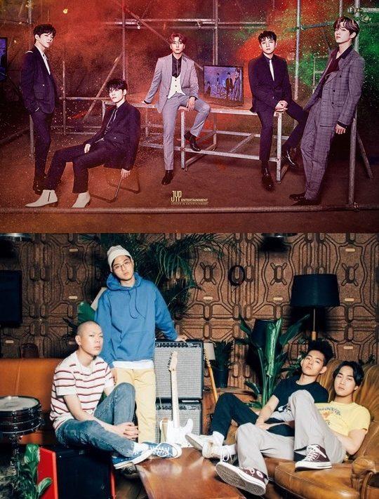 DAY6(위), 밴드 혁오. / 사진제공=JYP엔터테인먼트, 두루두루 아티스트 컴퍼니