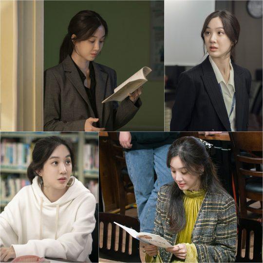 배우 정려원. / JTBC '검사내전' 방송화면
