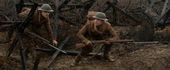 '1917' 스틸컷./ 사진제공=CJ엔터테인먼트