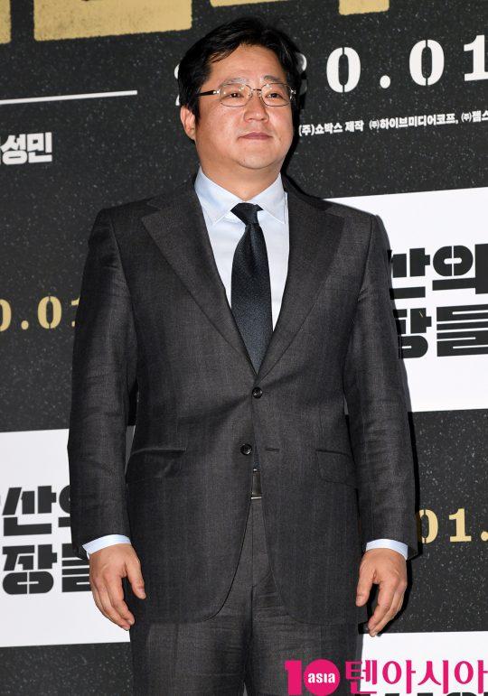 영화 '남산의 부장들'에서 내부 고발자가 된 전 중앙정보부장 박용각을 연기한 곽도원. /조준원 기자 wizard333@