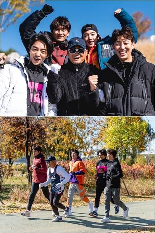 tvN 예능 '런'./ 사진제공=tvN