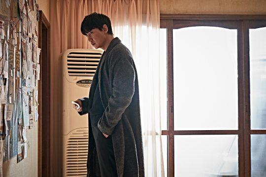영화 '클로젯' 김남길. /사진제공=CJ엔터테인먼트