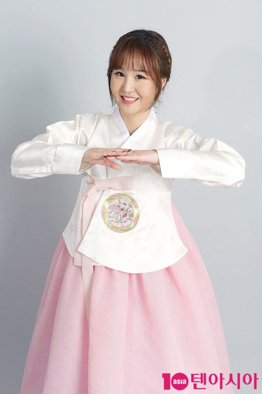 '천태만상'으로 사랑받고 있는 트로트 가수 윤수현. /서예진 기자 yejin@