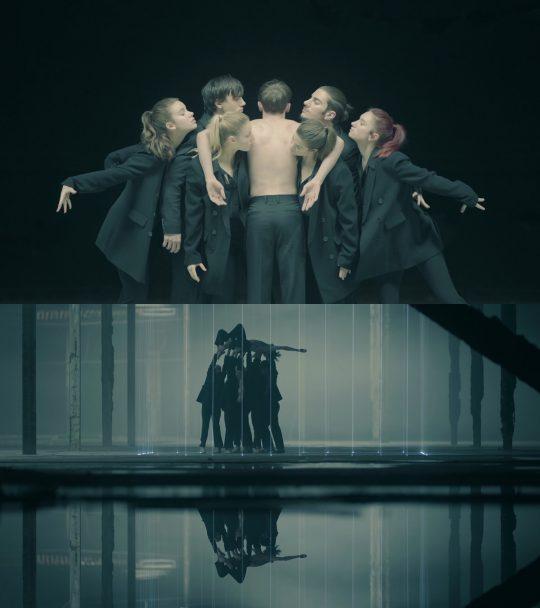 [TEN 뮤직] 방탄소년단, '블랙 스완'으로 돌아왔다