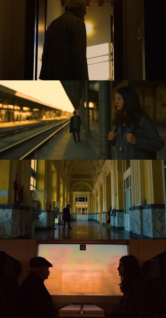 다이나믹 듀오, 첸의 '혼자' 뮤직비디오. / 제공=아메바컬쳐