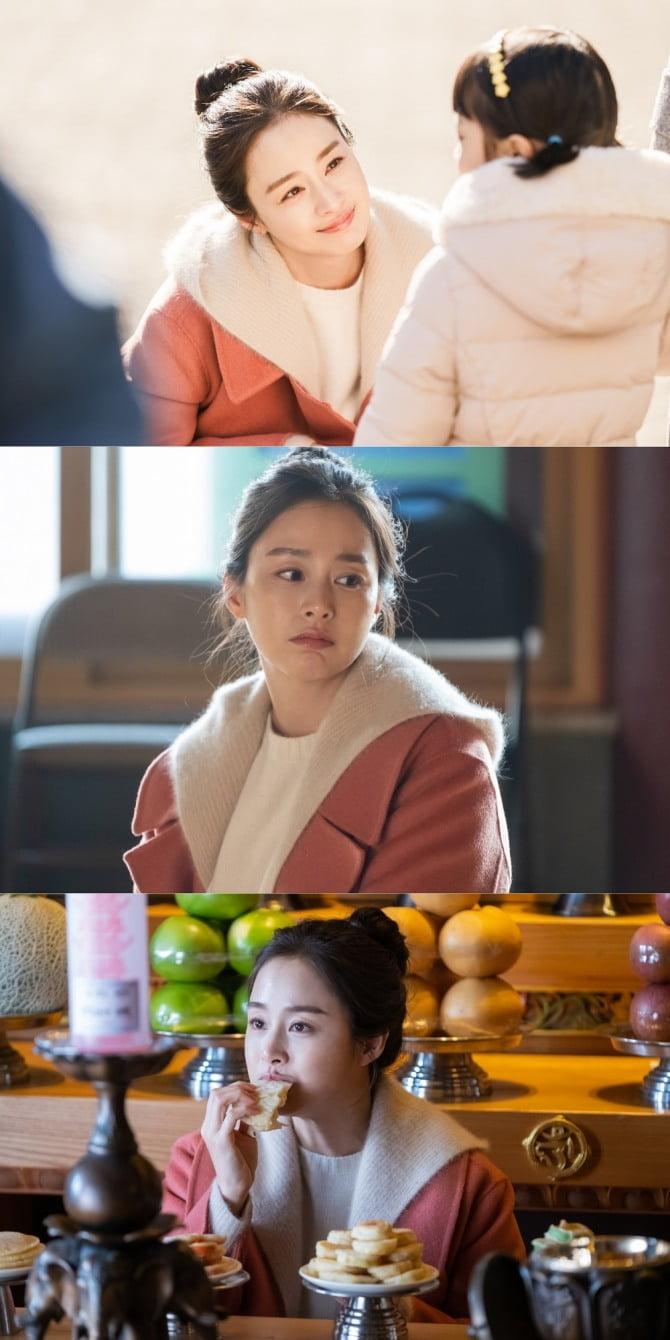 '하이바이,마마!' 김태희, '공감캐' 입고 5년 만의 귀환 '인생캐 예고'